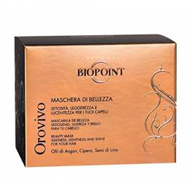 BIOPOINT Orovivo Maschera di Bellezza - 200 ml.