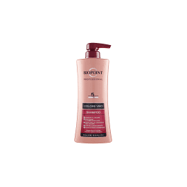 Biopoint professional shampoo colore vivo 400ml