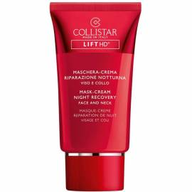 Collistar Lift HD Maschera-Crema riparazione notturna viso e collo