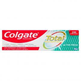 Colgate dentifricio Total Active Fresh protezione 24h 75 ml
