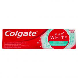 Colgate dentifricio sbiancante Max White Argilla e Minerali 75ml