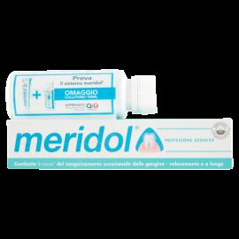meridol kit protezione gengive dentifricio 75ml e collutorio 100ml