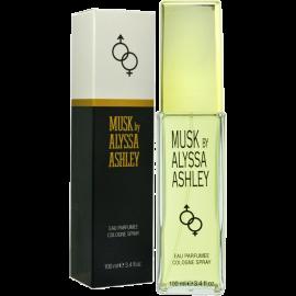 ALYSSA ASHLEY  Musk COLOGNE SPRAY 100 ml