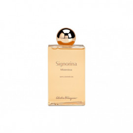 Ferragamo Signorina Misteriosa 200ml Bath & Shower Gel